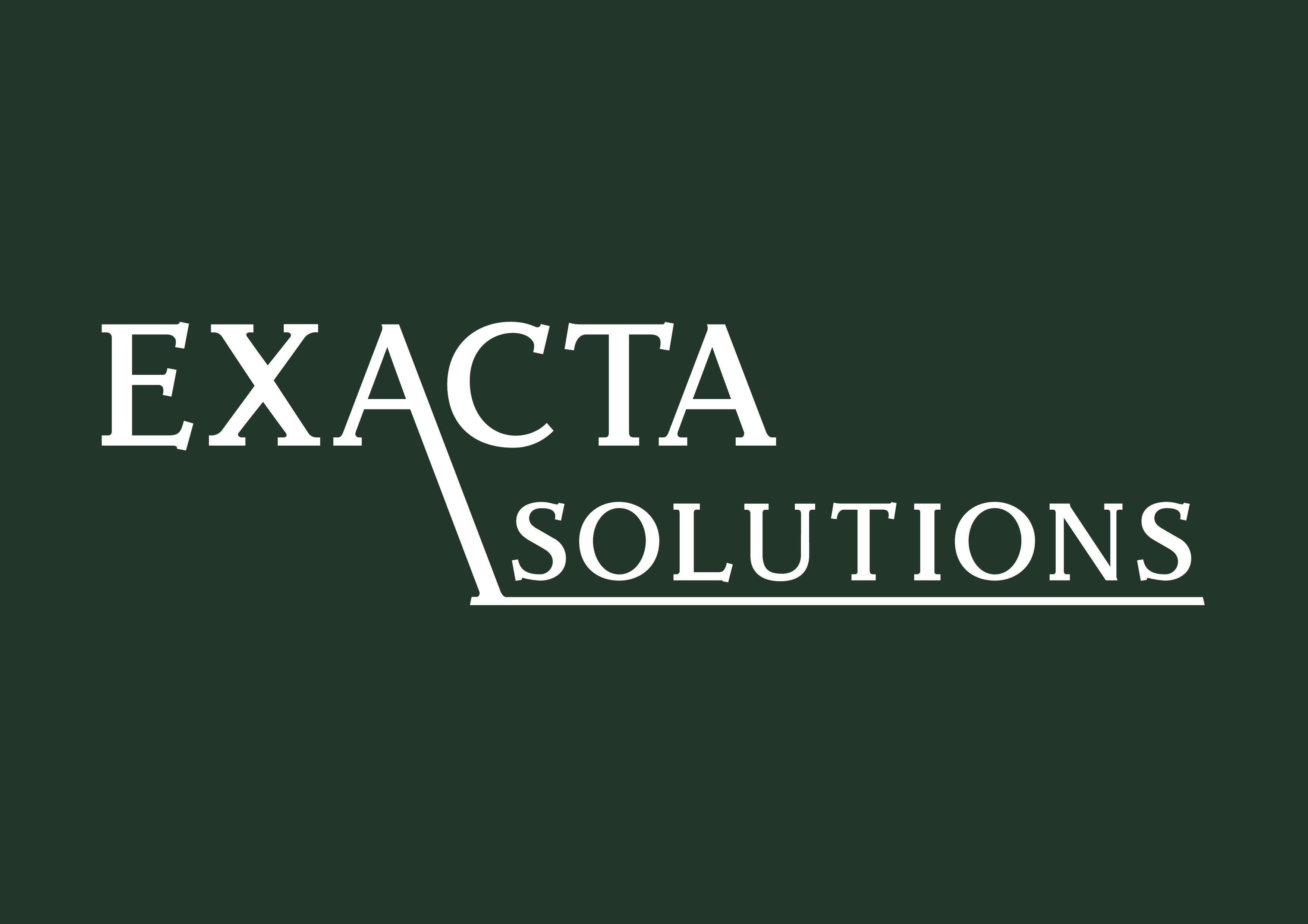 Exacta Solutions
