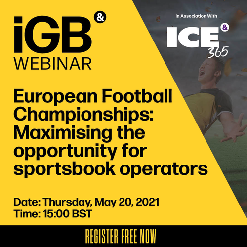 European Football Championships: Maximising the opportunity for sportsbook operators