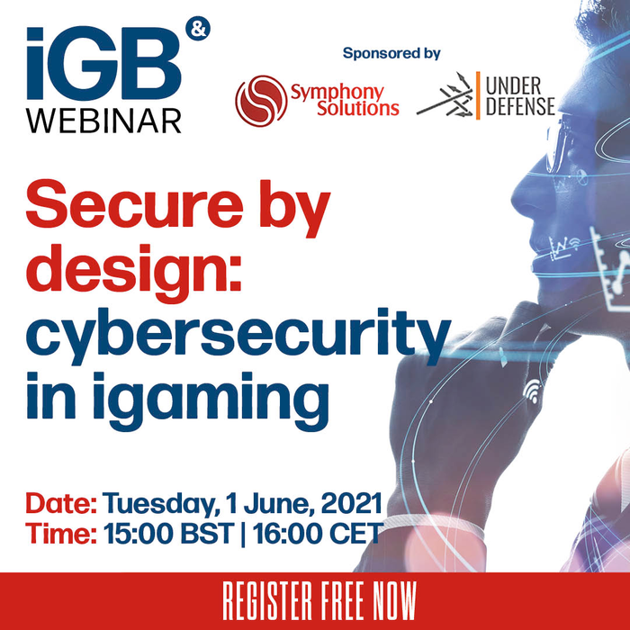 Secure by design: cybersecurity in igaming