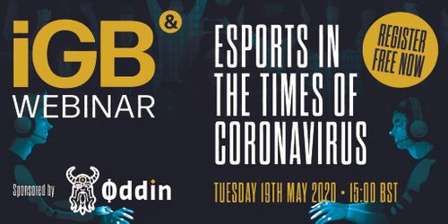 Esports in the times of coronavirus