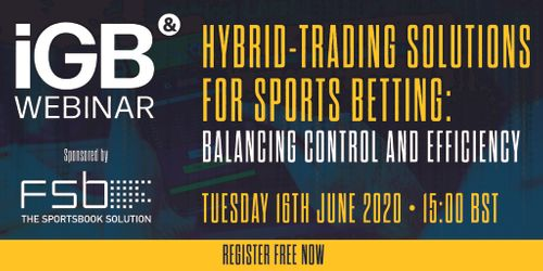Hybrid-trading solutions for sports betting: balancing control and efficiency