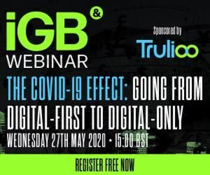 The COVID-19 effect: going from digital-first to digital-only