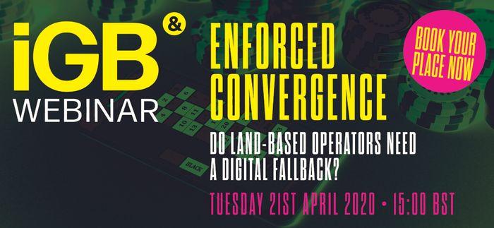 Enforced convergence - do land-based operators need a digital fallback?