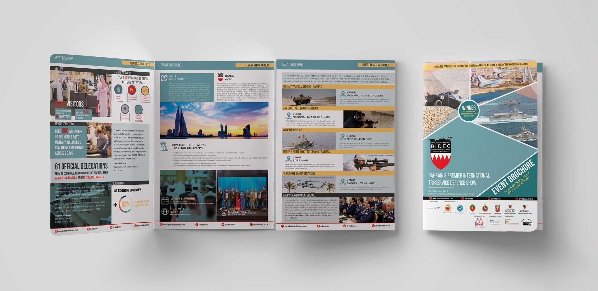 BIDEC brochure
