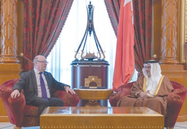 Bahrain and UK to step up military ties for regional stability
