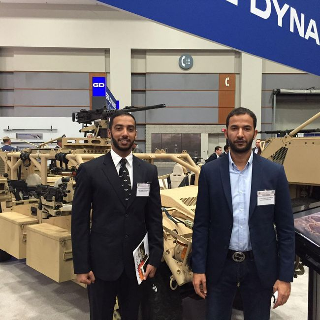 BIDEC and BDF at AUSA