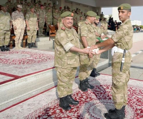 Bahrain National Guard Celebrates 22nd Anniversary