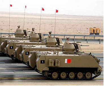 Bahrain Defense Force Celebrates 51st Anniversary