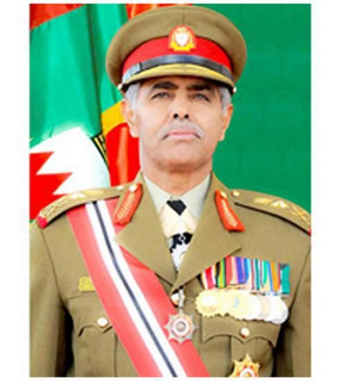 Bahrain's Chief-of-Staff Welcomes Counterparts to BIDEC