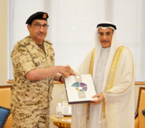 Bahrain Deputy Prime Minister Hails Defense Force's Hospital