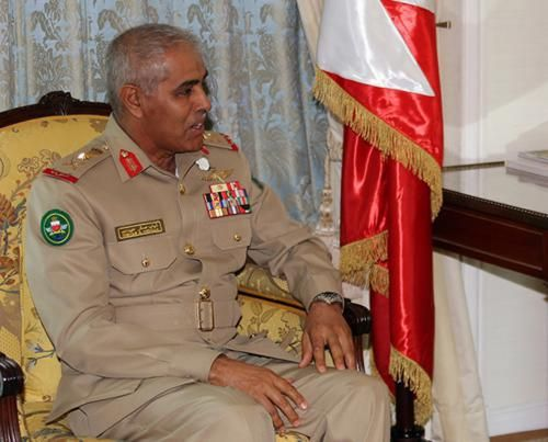 Bahrain's Chief-of-Staff Chairs Joint Committee Meeting