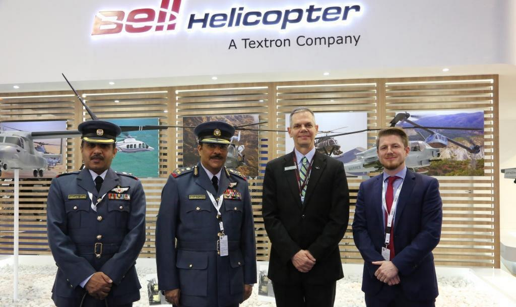 Bell Helicopter Confirms Platinum Sponsorship for BIDEC 2017