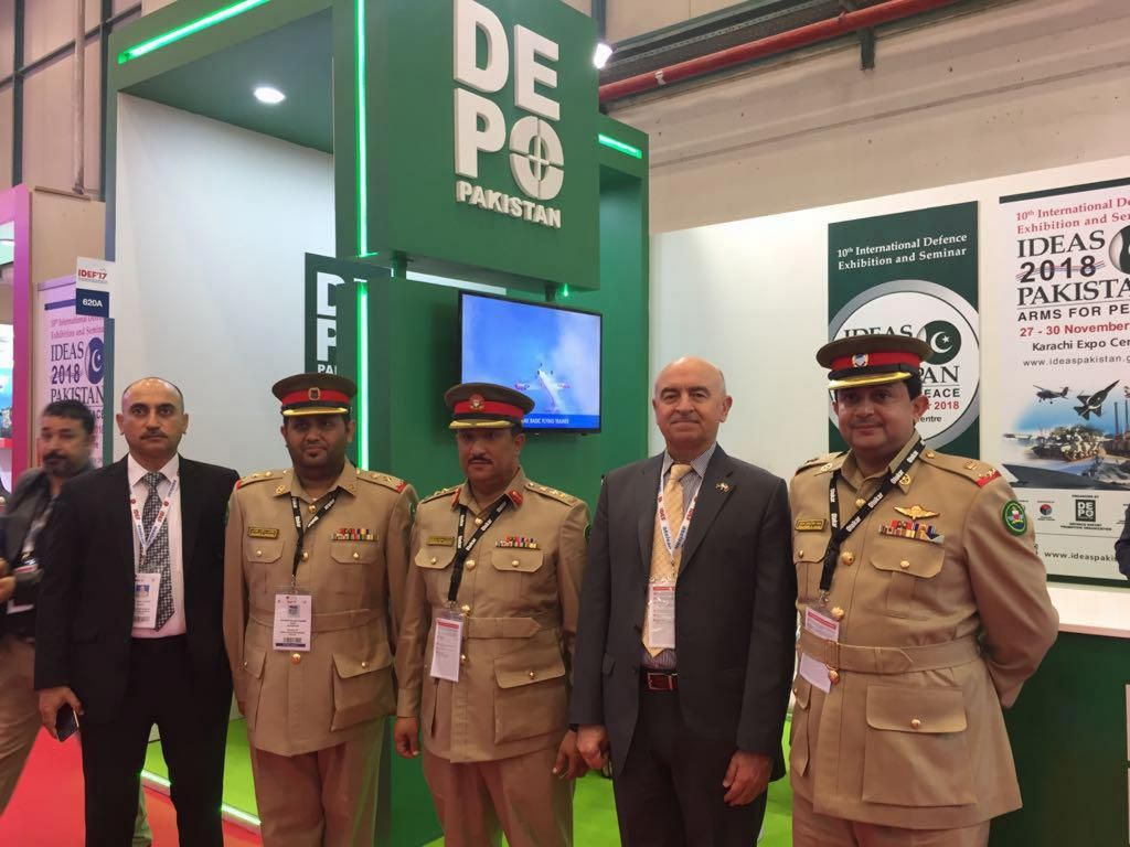 DEPO Pakistan Confirm their Official Support for BIDEC 2017