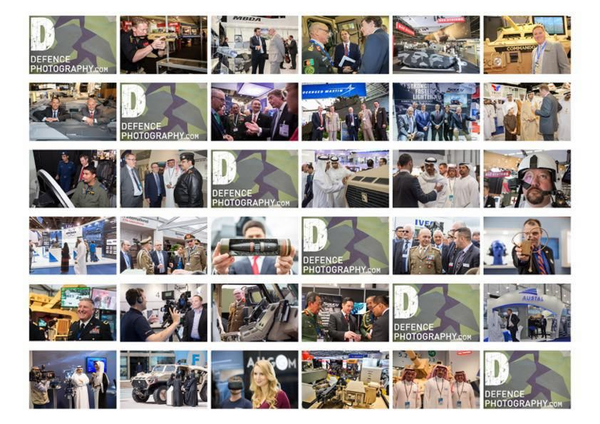Appointment of Official Photography Provider for BIDEC Exhibitors