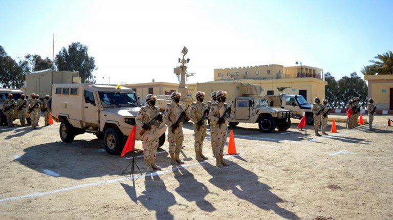 Military drills between Egypt and Bahrain kick off