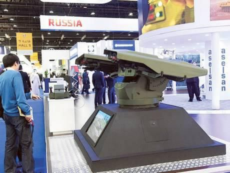 Defence companies see opportunities in Middle East as tensions rise