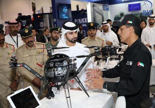 BIDEC Team Attend Intersec 2017 in Dubai