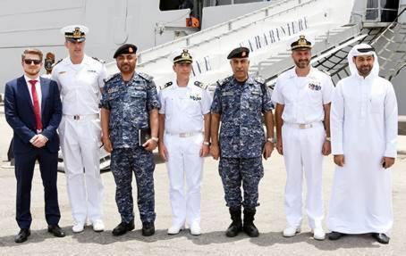 BIDEC 2017 Warship Display Plans Underway
