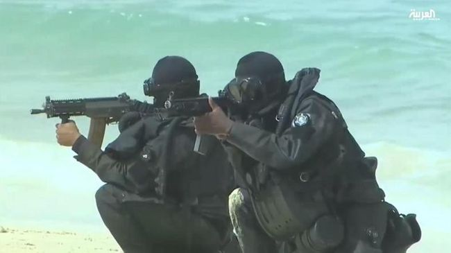 First joint Gulf security exercises begin in Bahrain