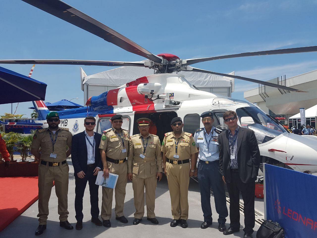 BIDEC 2017 Team visit LIMA Exhibition in Malaysia