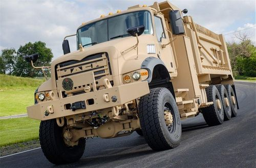 Mack Defense solutions of tactical trucks for military forces