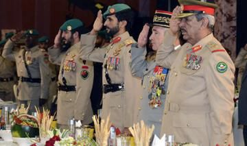 Bahrain Royal Guard Special Force marks 10th anniversary