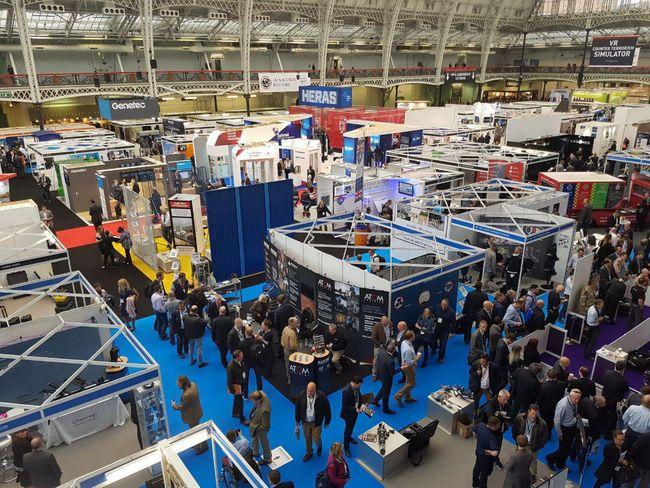 BIDEC 2017 team visit Security & Counter Terror Expo in London