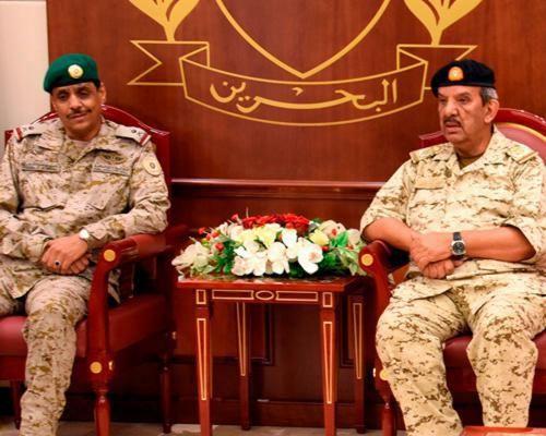 Peninsula Shield Joint Force Commander Visits Bahrain