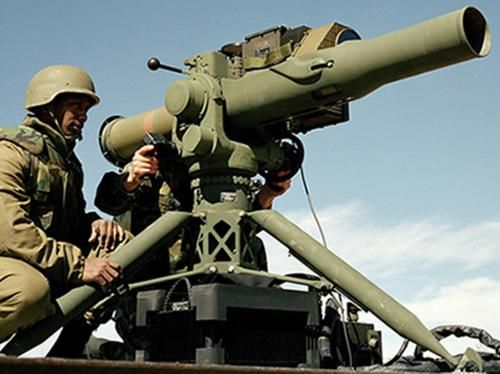 Bahrain Orders 28 TOW Improved Target Acquisition Systems