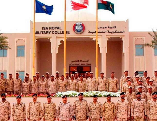 Bahrain's Top Defence Chiefs Attend Various Functions
