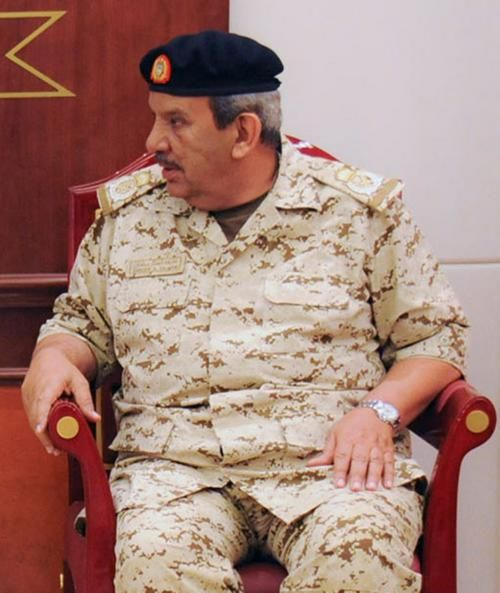 Bahrain's Commander-in-Chief Attends Hamad 2 Joint Drill