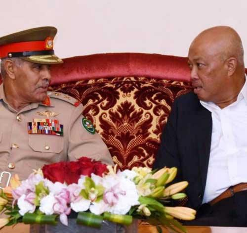 Malaysian Army Chief Concludes Visit to Bahrain
