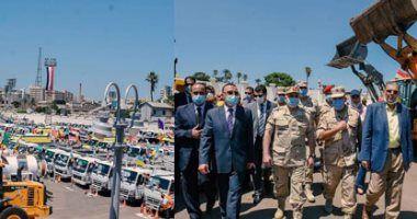 قوات الدفاع الشعبى والعسكرى تنظم مشروعا تدريبيا لإدارة الأزمات والكوارث بالإسكندرية