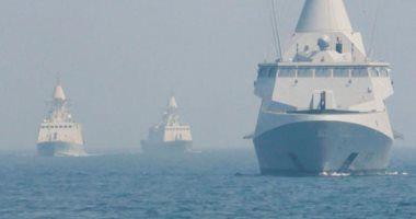 ختام فعاليات التدريب البحرى المصرى الإماراتى المشترك (زايد 3)