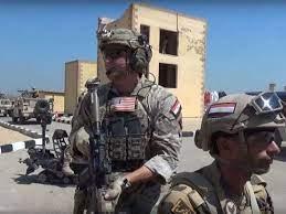ختام فعاليات التدريب المصري الأمريكي المشترك للقوات الخاصة لمكافحة الإرهاب