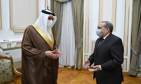 Egyptian military production minister urges enhancing cooperation with Bahraini companies