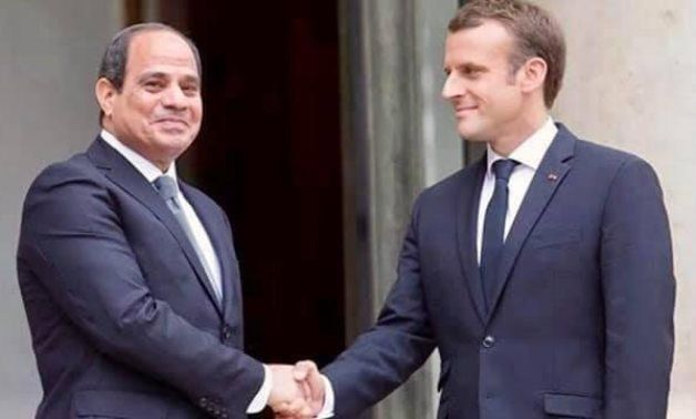Egyptian president heads to Paris to attend conference on Sudan, summit on African economies