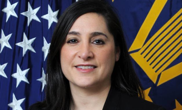 US deputy assistant secretary of defense says Egypt is playing a 'constructive role' in the Middle East