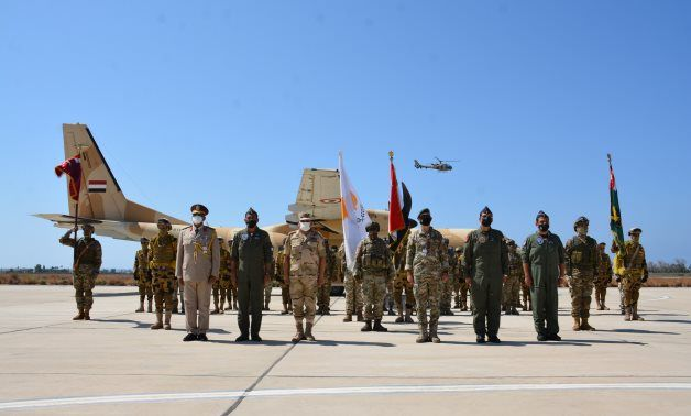 Egyptian, Cypriot military training