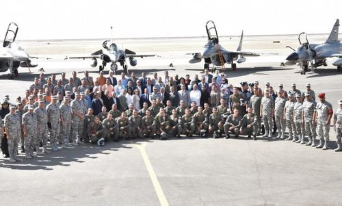 Egyptian Air Force performs air shows on 89th anniversary of its establishment