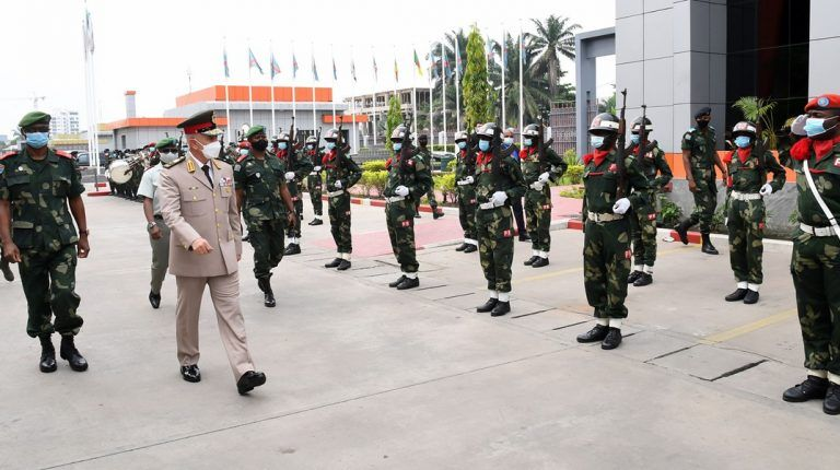 Egypt's Armed Forces Chief-of-Staff concludes visits to Sudan, DRC