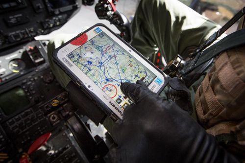 Inzpire's GECO System Selected for UK MoD's Cockpit Situational Awareness Tool Programme