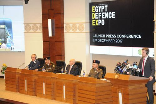 Egypt to Host First Defence Expo in 2018