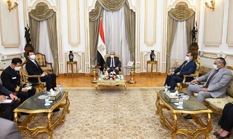 Egypt's military production minister, S. Korean ambassador discuss boosting industrial cooperation