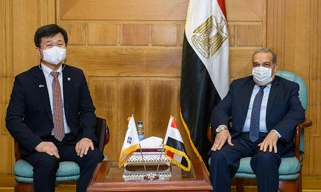 Egypt's Military Production Ministry, South Korean DAPA discuss industrial cooperation | Ahram Online