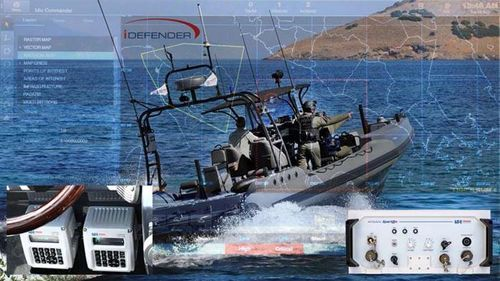 Indonesia chooses IDE's iDEFENDER for Maritime Interdiction Operations