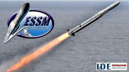 IDE wins in International Tender for the ESSM Missile