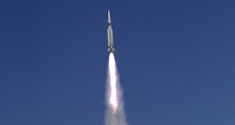 Egyptian Navy Is The Launch Customer For MBDA's VL MICA NG (Naval News)