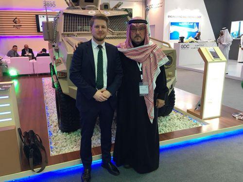 Al-Tadrea sign up for EDEX 2018 as Bronze Sponsor