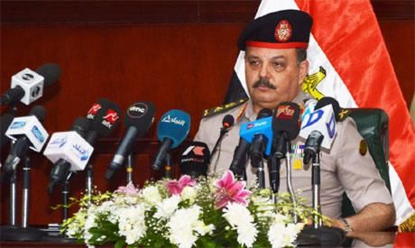 Egypt's Armed Forces celebrate 48 years since creation of Air Defence Forces